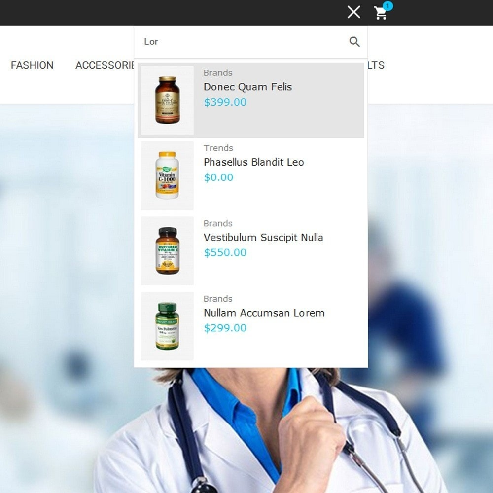 theme - Health & Beauty - Health Care Store - 7