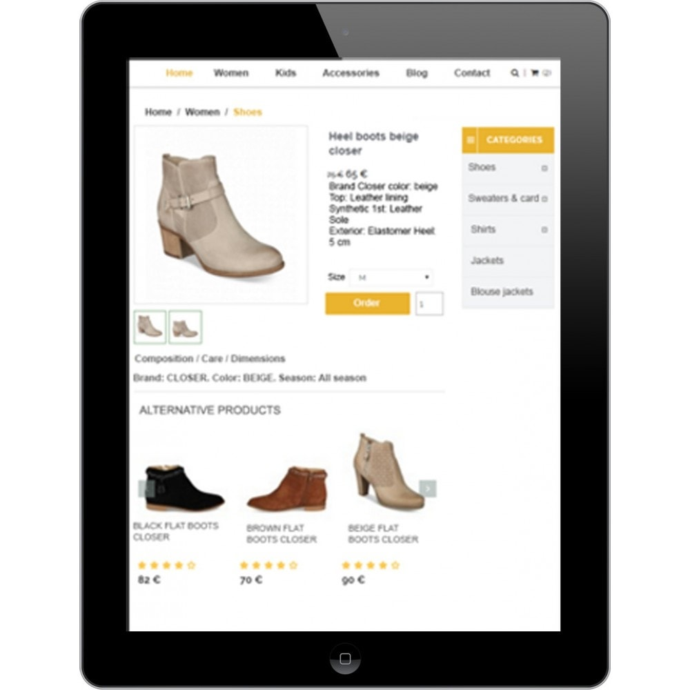 module - Cross-selling & Product Bundles - Favizone – Full personalization made easy - 6