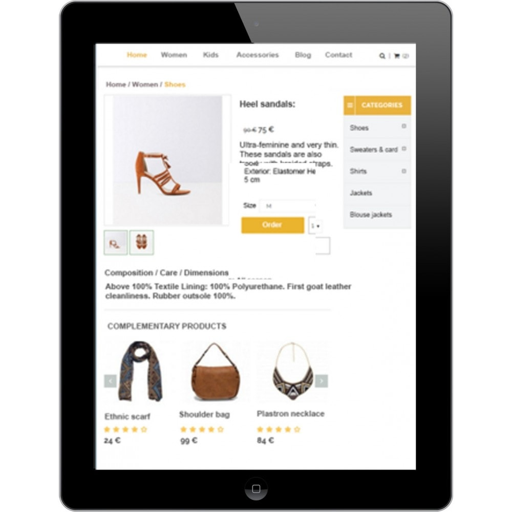 module - Cross-selling & Product Bundle - Favizone-Your virtual seller multichannel - 13