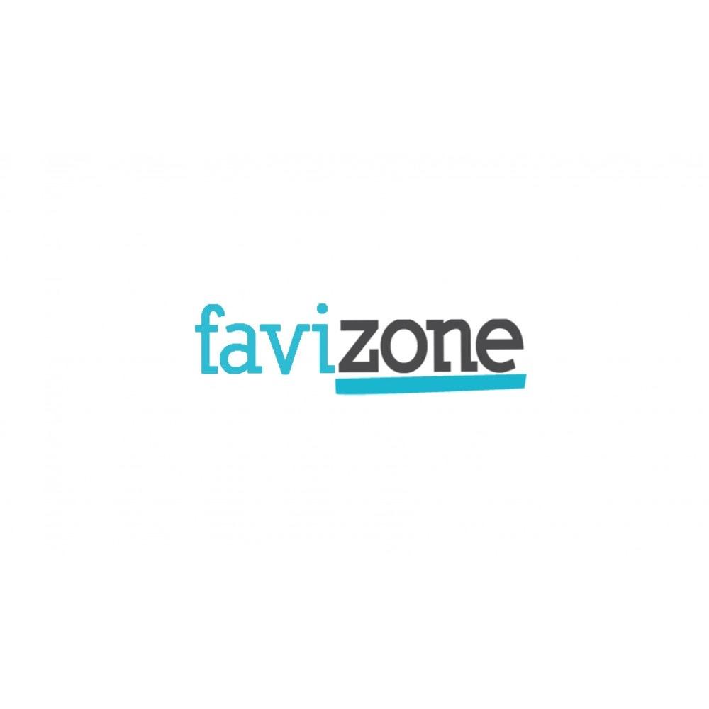 module - Ventes croisées & Packs de produits - Favizone - Votre vendeur virtuel multicanal - 1