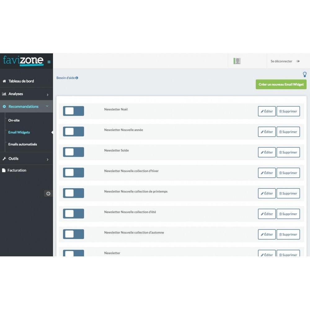 module - Ventes croisées & Packs de produits - Favizone - Votre vendeur virtuel multicanal - 9