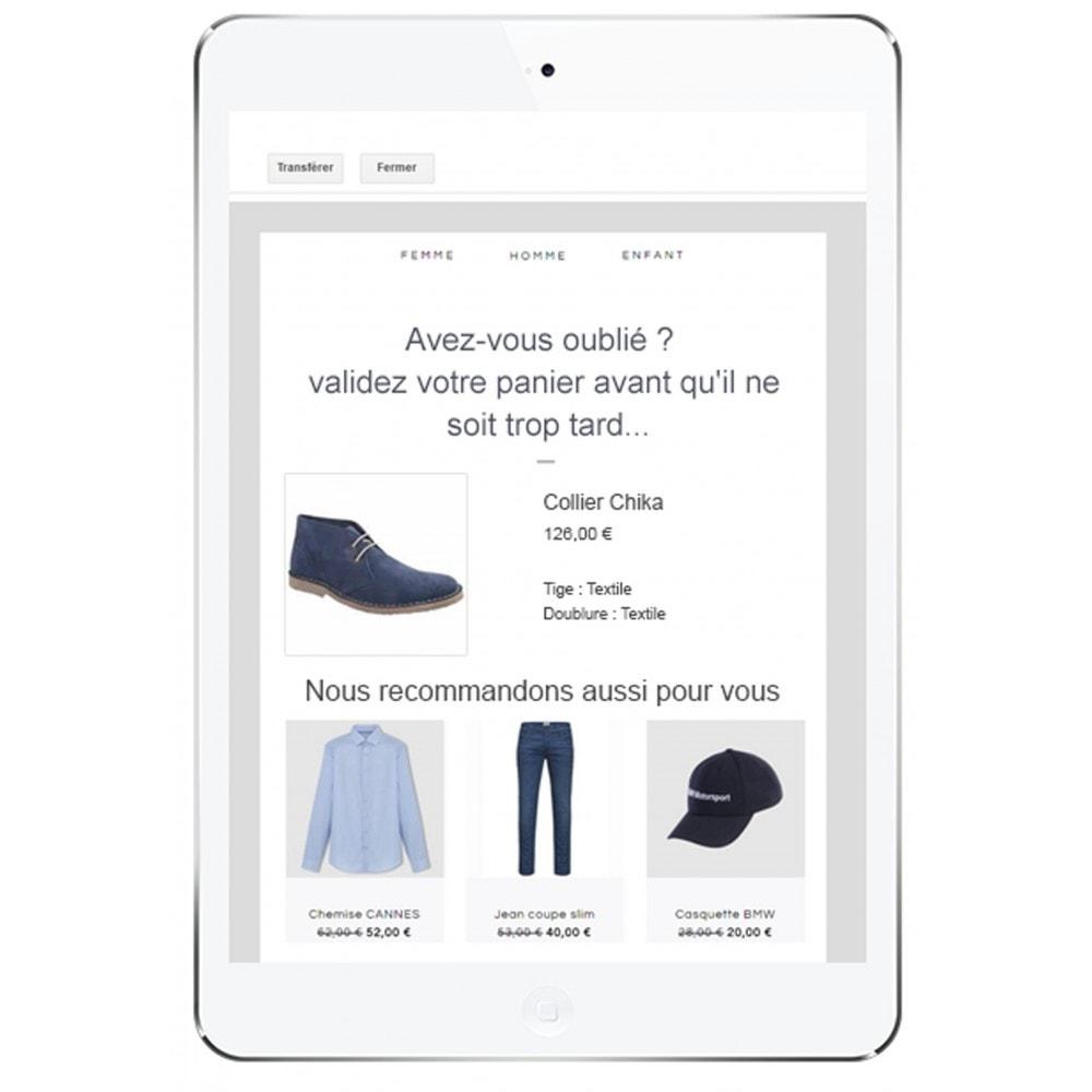 module - Ventes croisées & Packs de produits - Favizone - Votre vendeur virtuel multicanal - 14