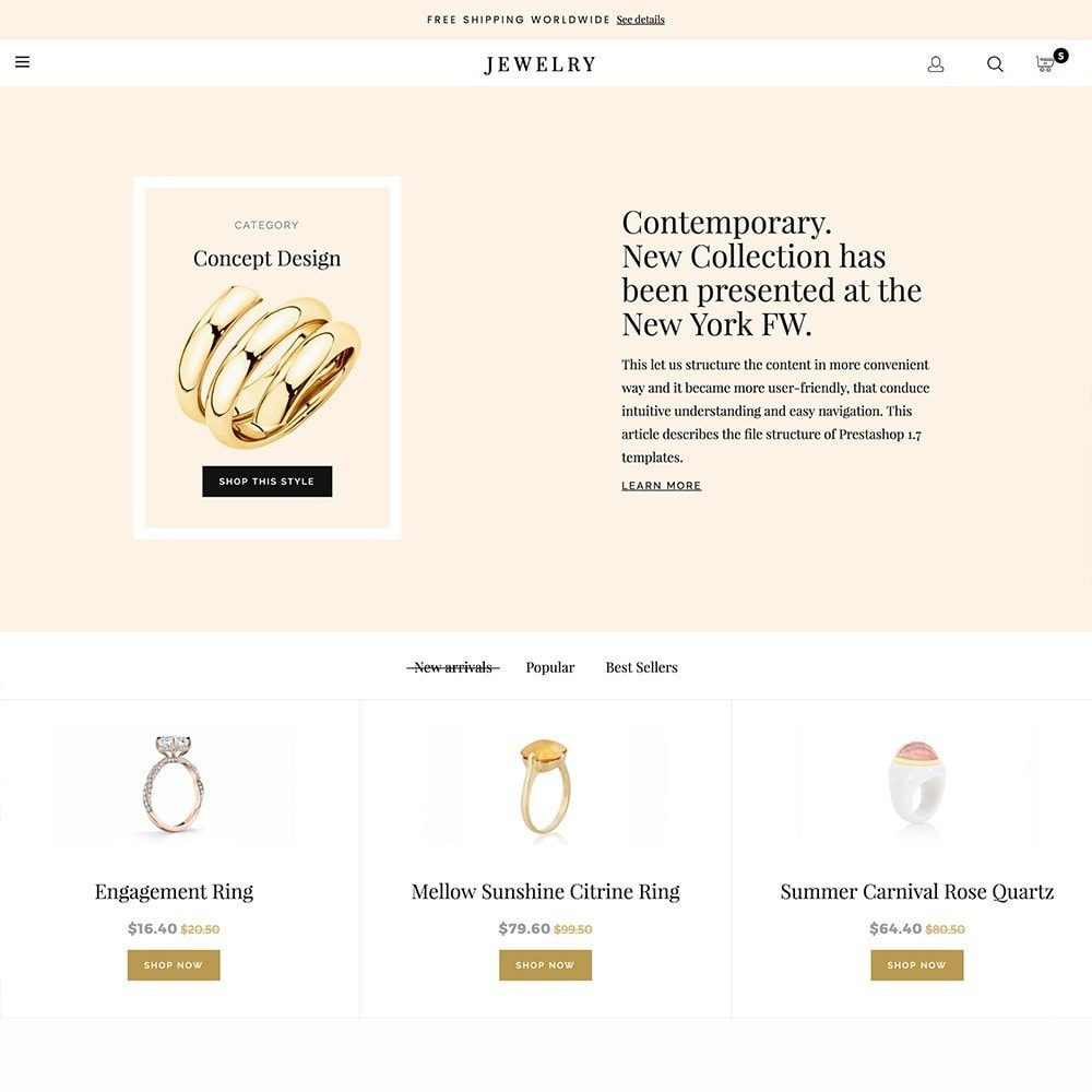 theme - Jewelry & Accessories - Luxury Jewelry - 3