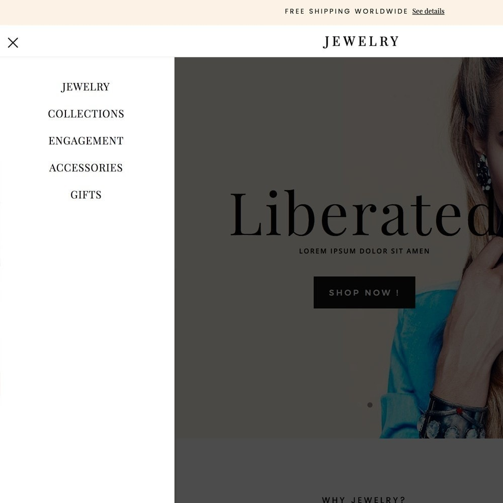 theme - Jewelry & Accessories - Luxury Jewelry - 5