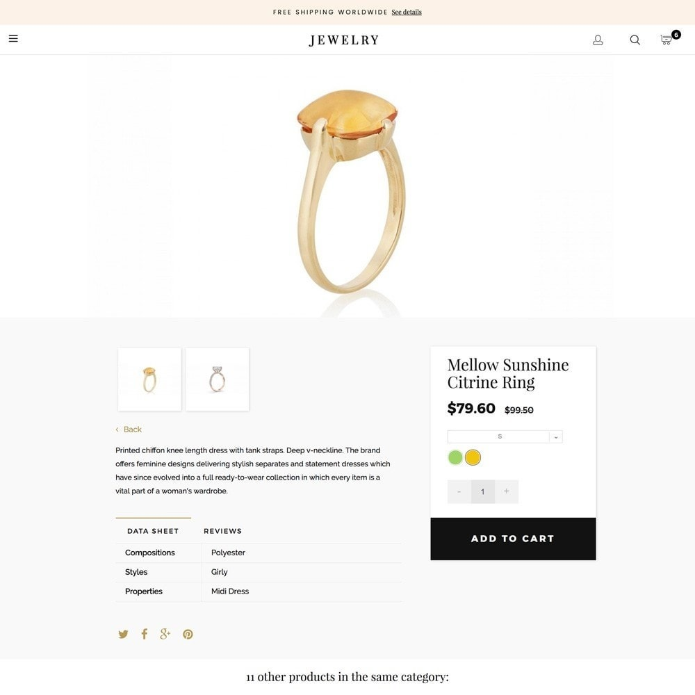 theme - Jewelry & Accessories - Luxury Jewelry - 6