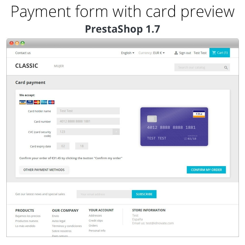 module - Кассовое ПО - Manual Credit Card Processing - Offline payment - 8
