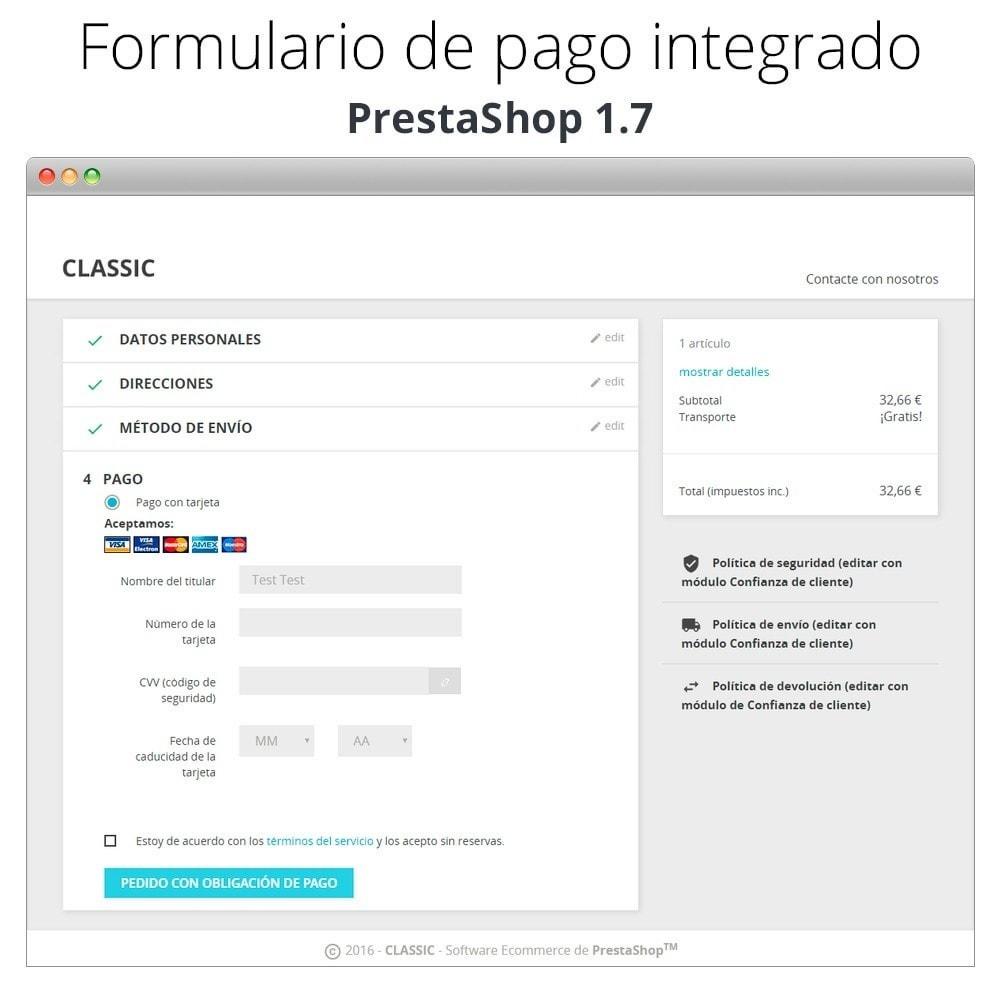 module - TPV (POS) - Pago offline/manual con tarjeta de crédito/débito - 7