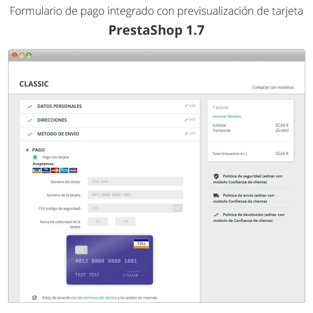 module - TPV (POS) - Pago offline/manual con tarjeta de crédito/débito - 9