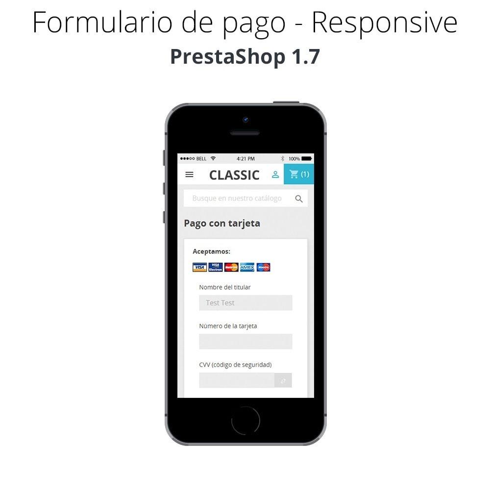 module - TPV (POS) - Pago offline/manual con tarjeta de crédito/débito - 10