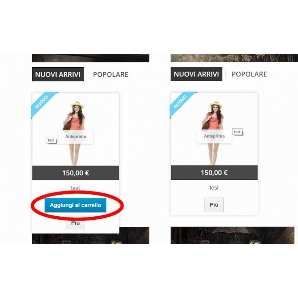 module - Registration & Ordering Process - Hide Add to Cart button - 1