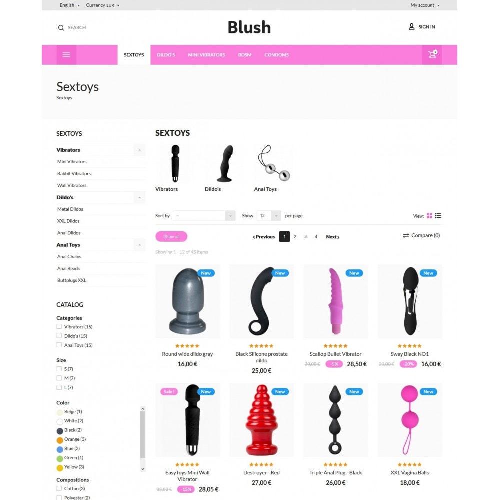 theme - Lenceria y Adultos - Blush - Sex Shop - 6