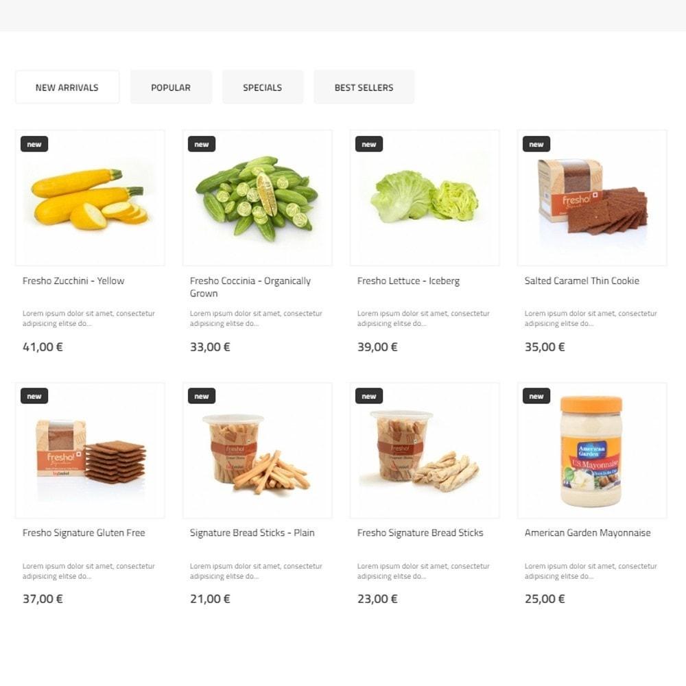 theme - Gastronomía y Restauración - Best Food - Online Market - 3