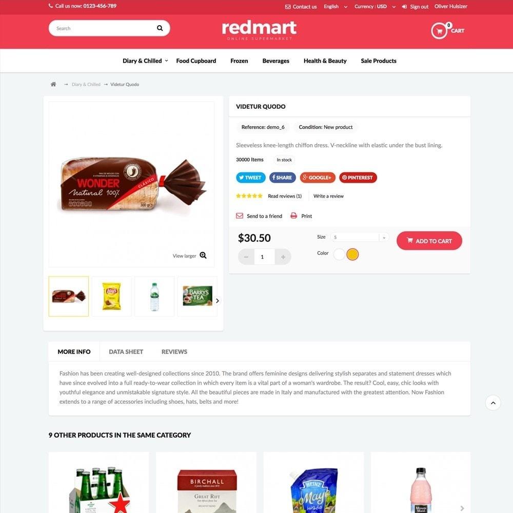 theme - Alimentos & Restaurantes - REDMART - 4