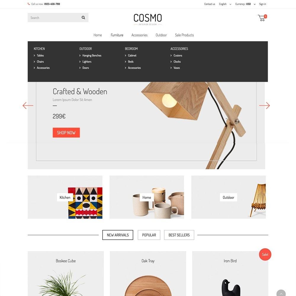 theme - Home & Garden - COSMO - 3