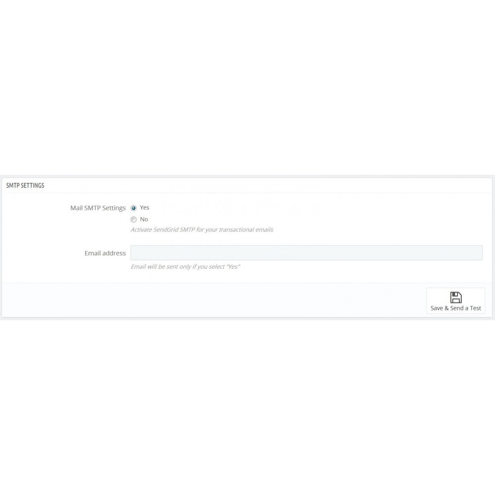 module - Newsletter & SMS - SendGrid SendSync - 4