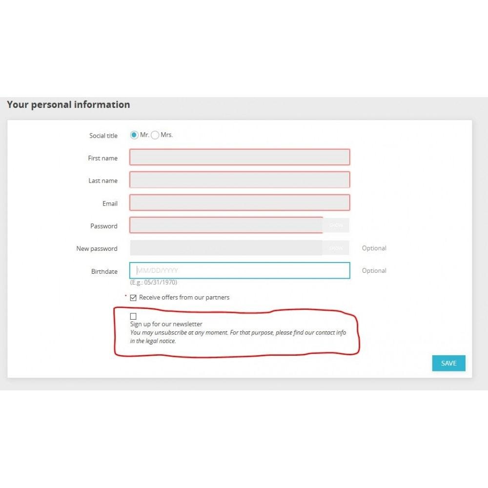 module - Newsletter & SMS - SendGrid SendSync - 6