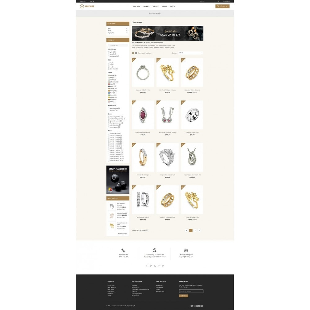 theme - Jewelry & Accessories - Hartking Jewelry Store - 3