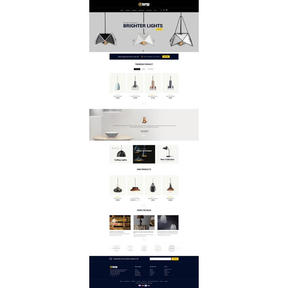 theme - Electrónica e High Tech - Energy lighting Store - 2