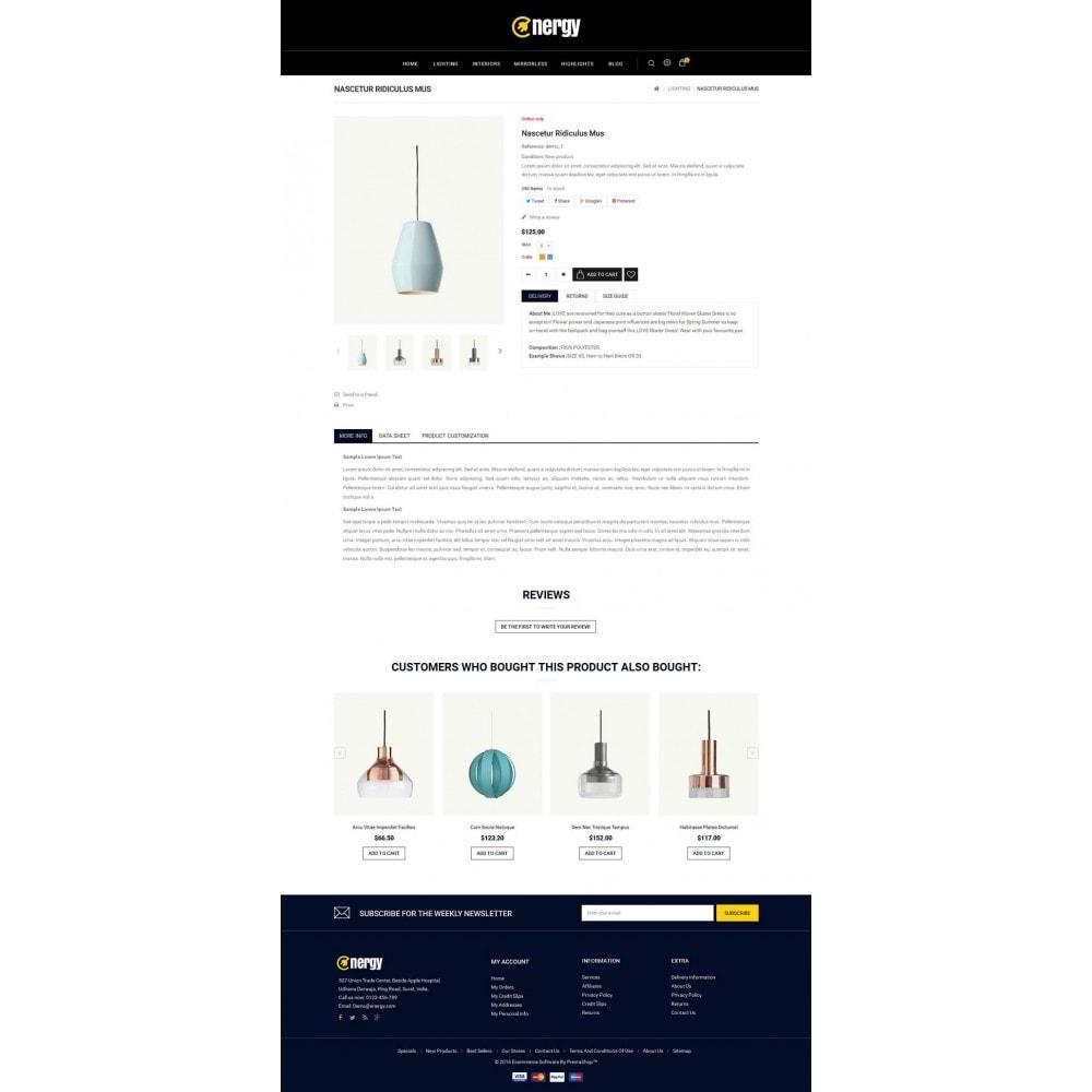theme - Elektronica & High Tech - Energy lighting Store - 5
