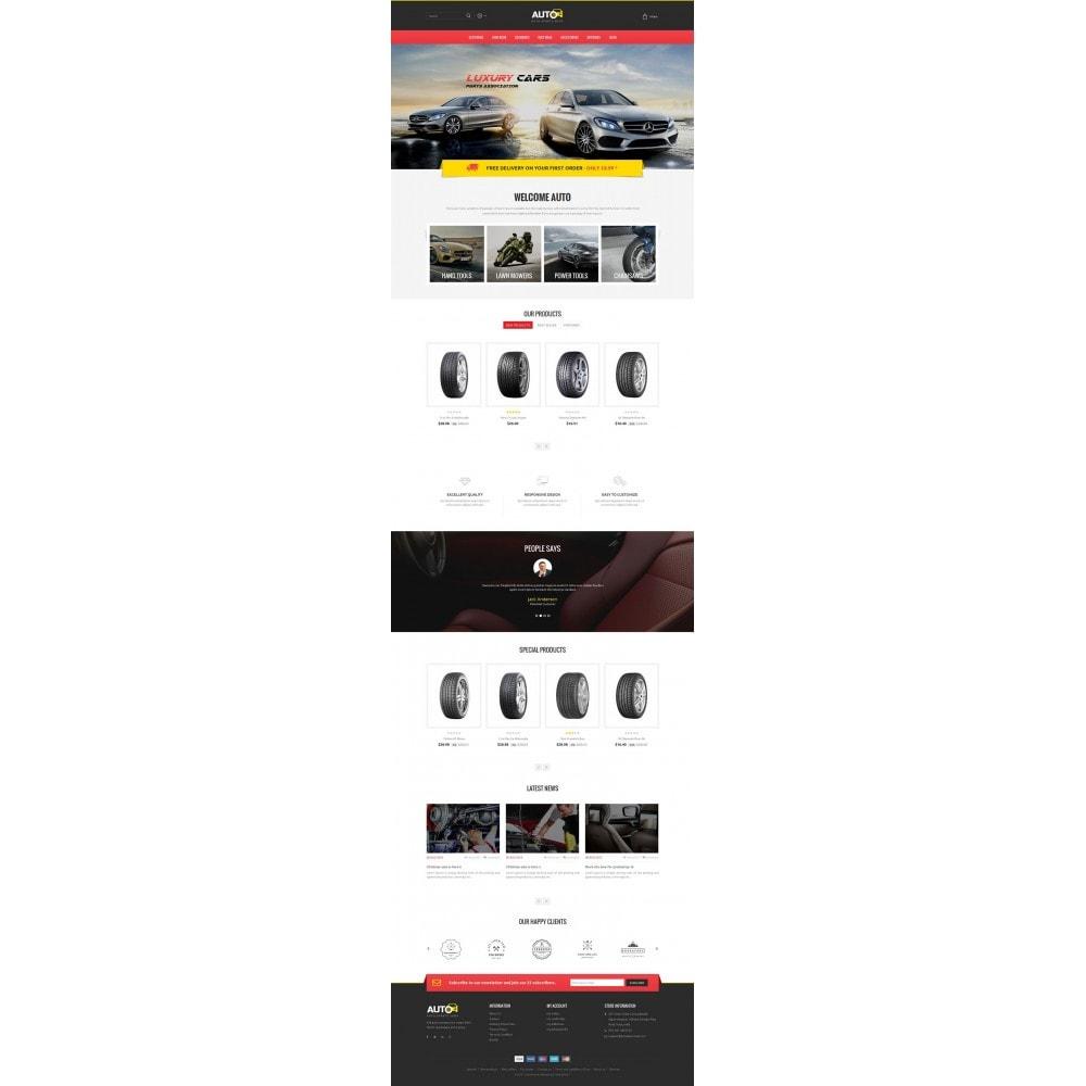 theme - Samochody - Auto Spare Parts Store - 2