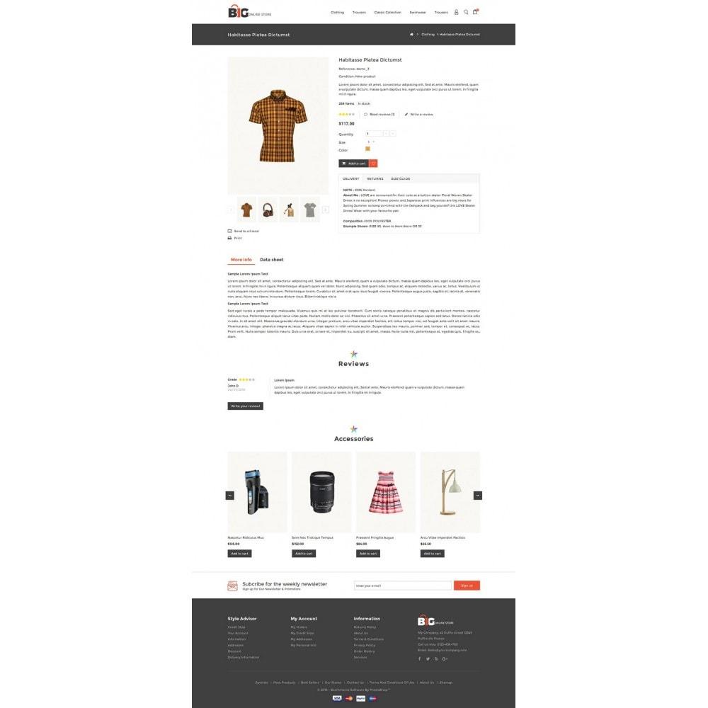 theme - Мода и обувь - Big Online Store - 5