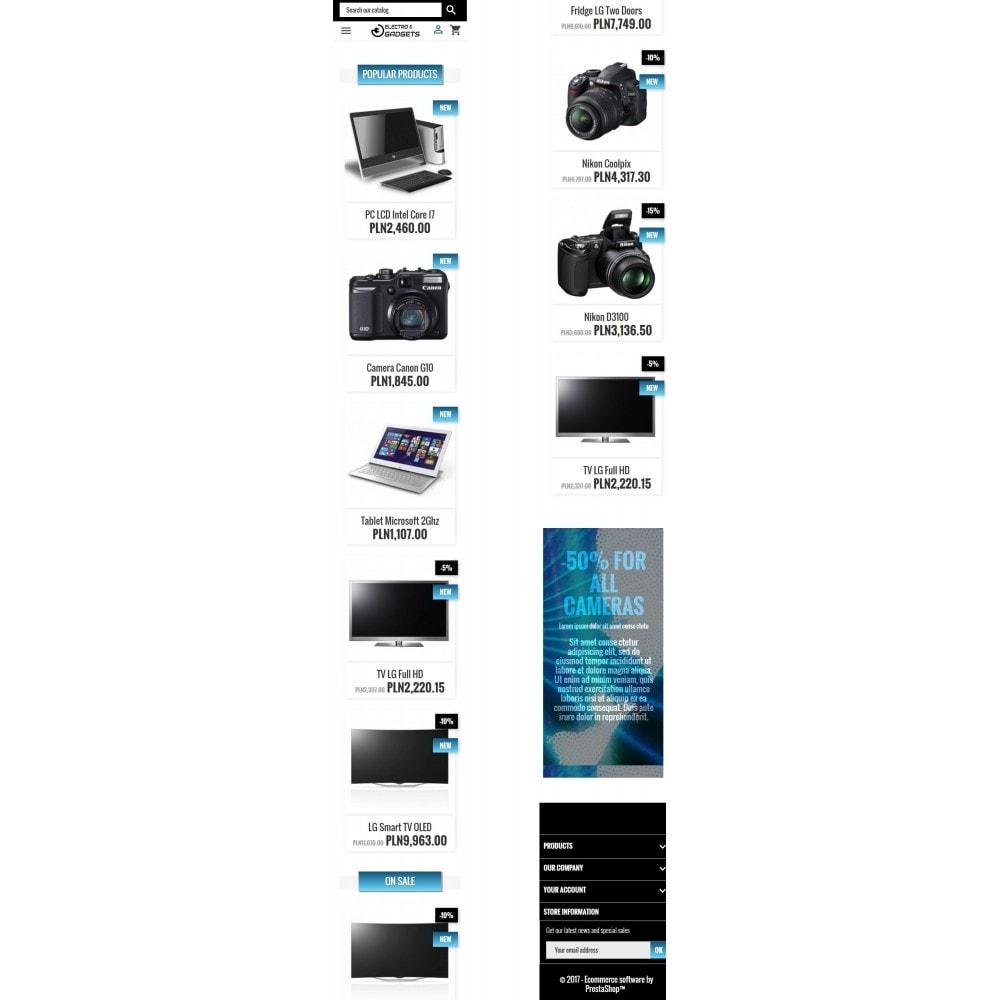 theme - Eletrônicos & High Tech - Electro & Gadgets - 5