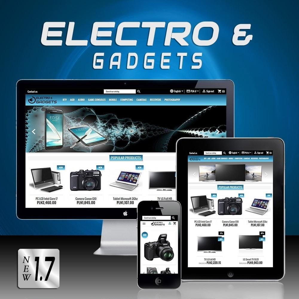 theme - Elektronika & High Tech - Elektryczny i Gadżety - 2