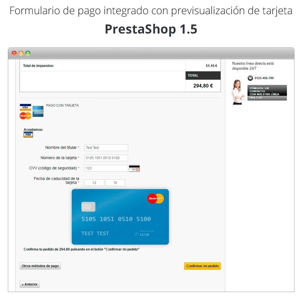 module - TPV (POS) - Pago offline/manual con tarjeta de crédito/débito - 27