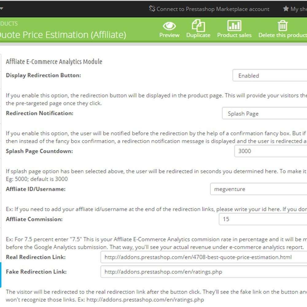 module - Référencement payant (SEA SEM) & Affiliation - Affiliate Marketing avec Google Analytics - 4