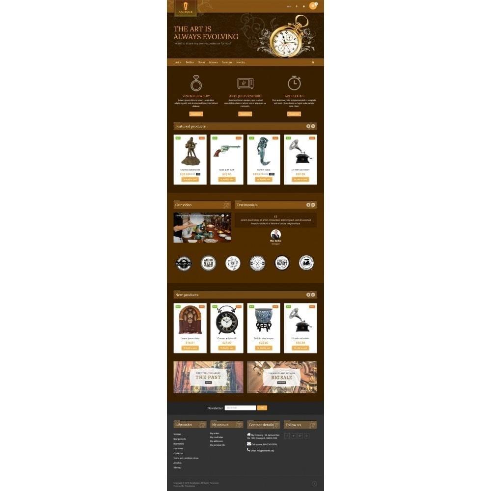 theme - Kunst & Cultuur - VP_Antique Store - 2