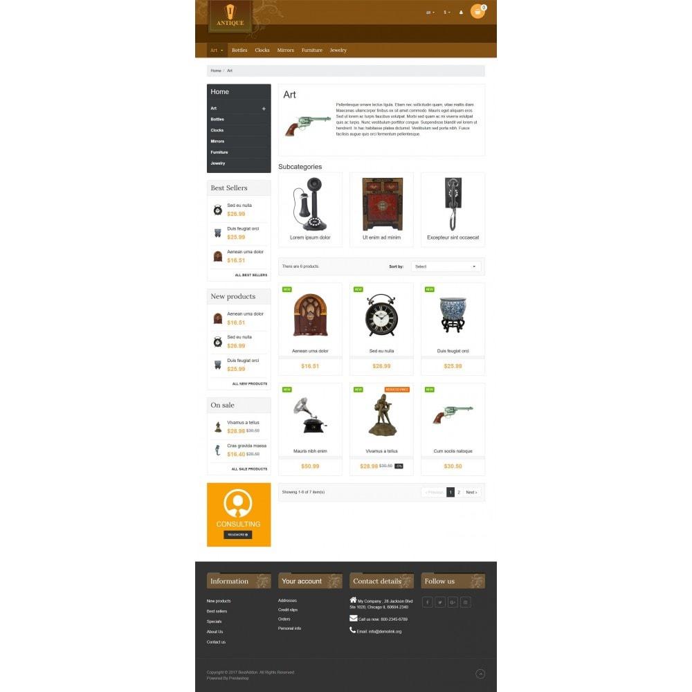theme - Kunst & Cultuur - VP_Antique Store - 3