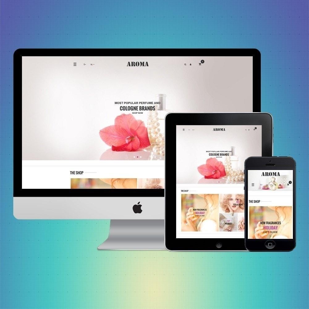 theme - Здоровье и красота - VP_Aroma Store - 1
