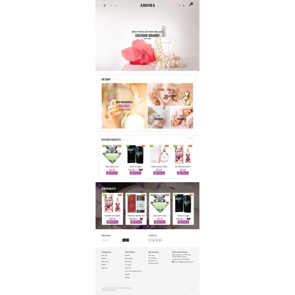 theme - Здоровье и красота - VP_Aroma Store - 2