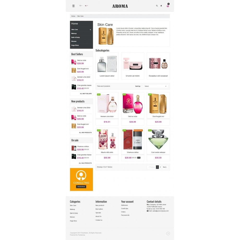 theme - Здоровье и красота - VP_Aroma Store - 3