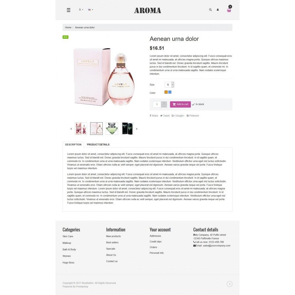 theme - Здоровье и красота - VP_Aroma Store - 4
