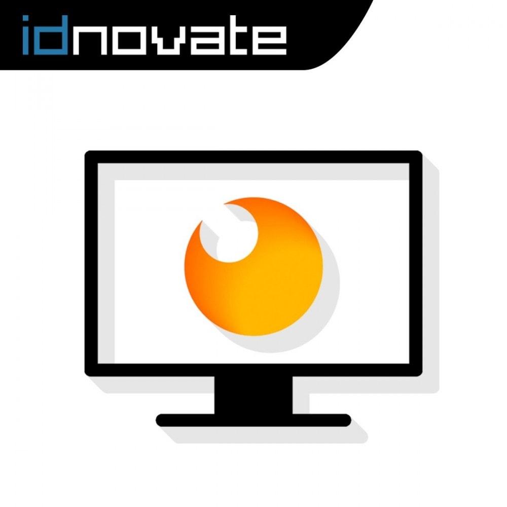 module - Pago con Tarjeta o Carteras digitales - Redsys Insite pago tarjeta y gestión de devoluciones - 1