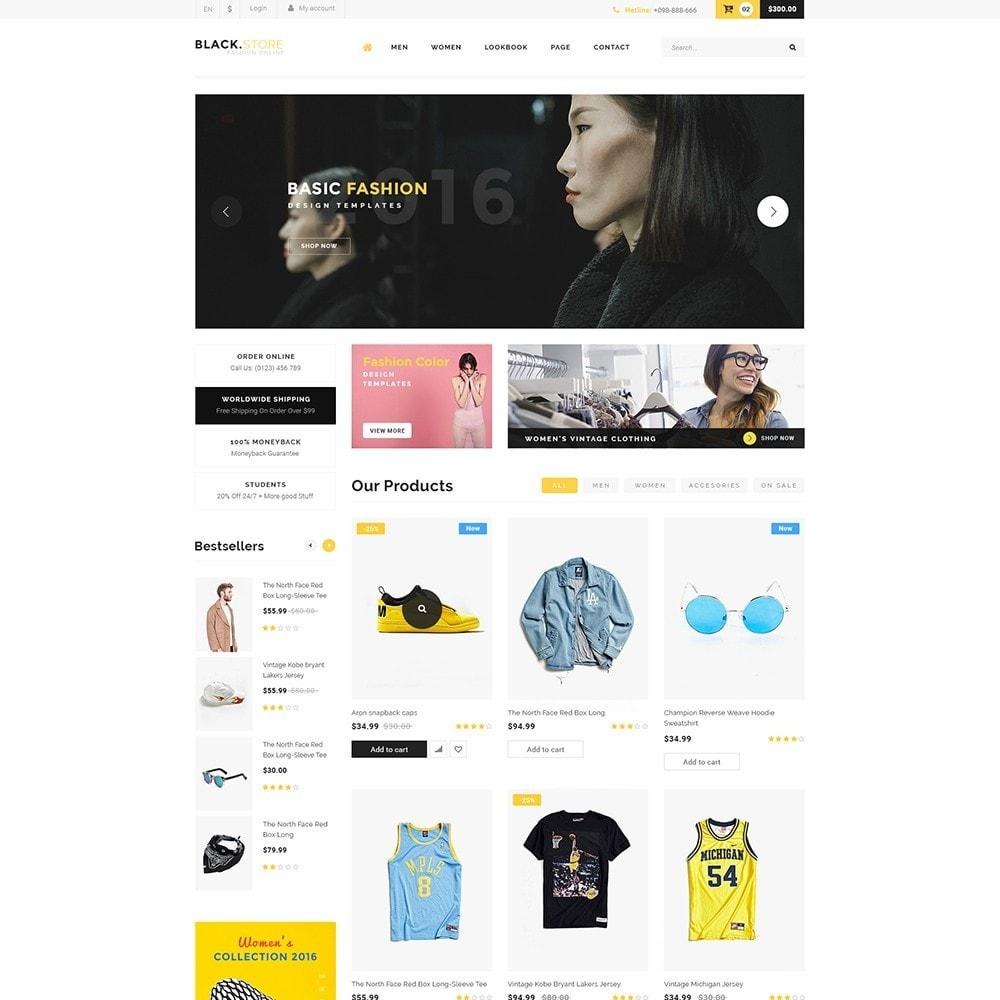 theme - Мода и обувь - Pts Blackstore - 5