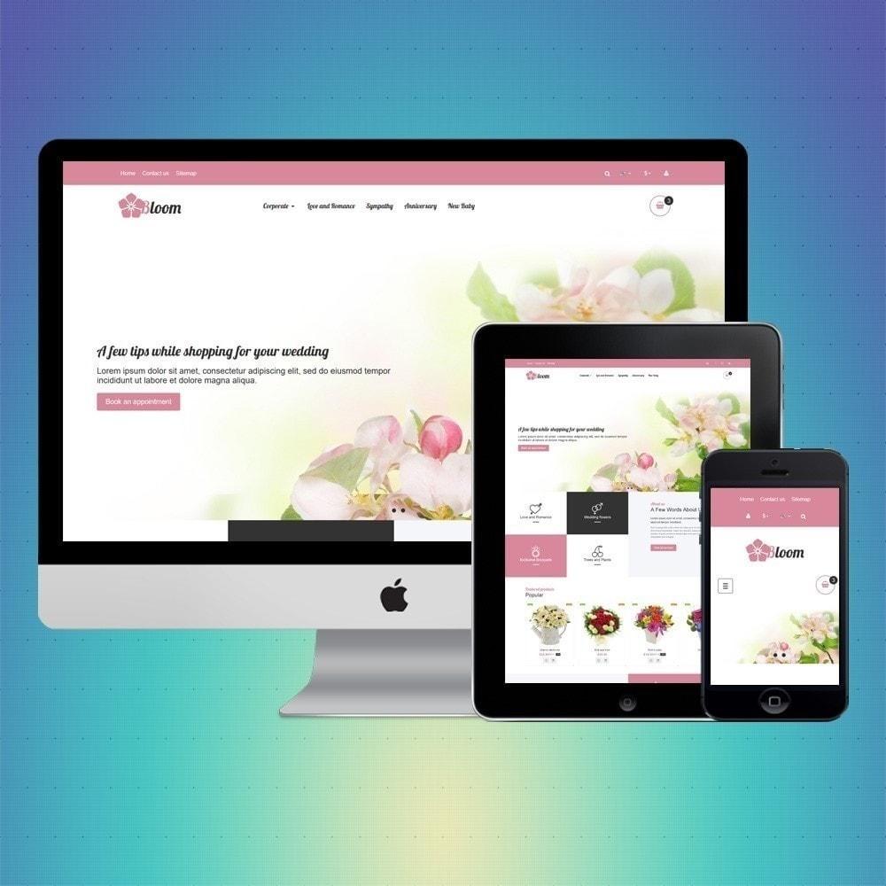 theme - Prezenty, Kwiaty & Uroczystości - VP_Bloom Store - 1