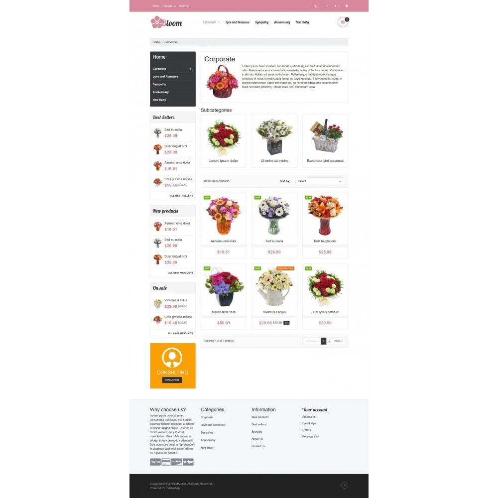 theme - Cadeaux, Fleurs et Fêtes - VP_Bloom Store - 3