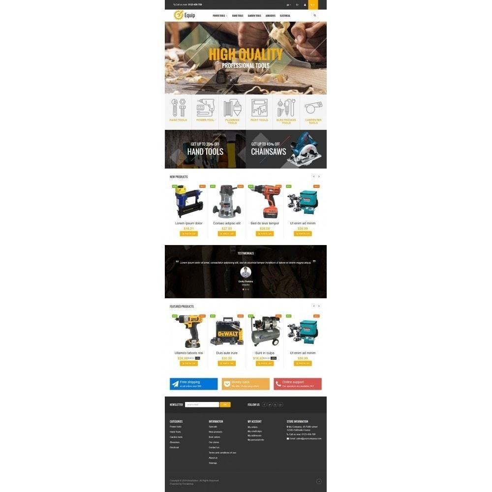 theme - Dom & Ogród - VP_Equip Store - 2