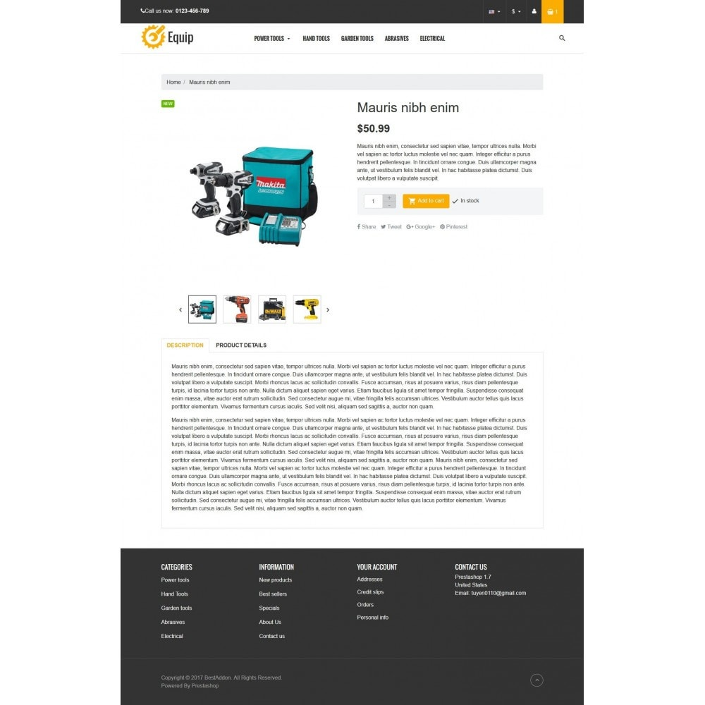 theme - Dom & Ogród - VP_Equip Store - 4