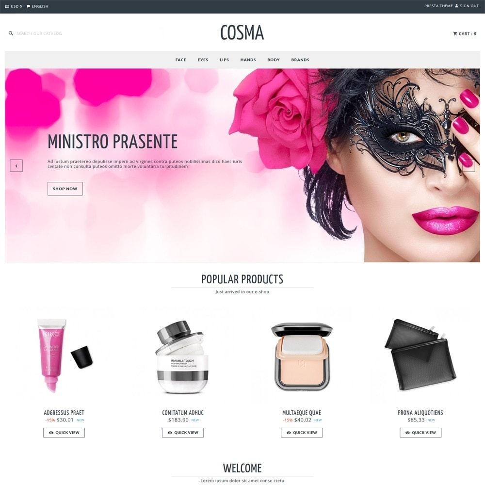 theme - Zdrowie & Uroda - Cosma - 1
