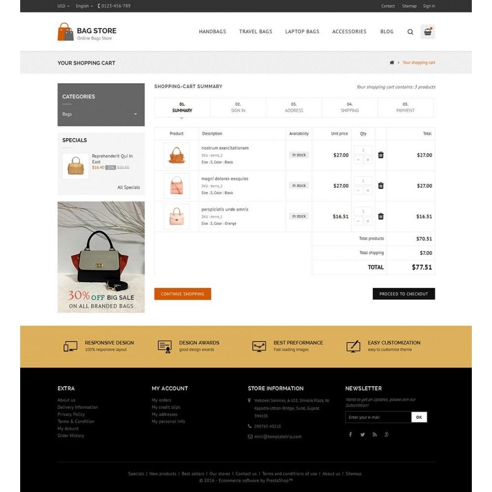 theme - Fashion & Shoes - Bags Store - 5