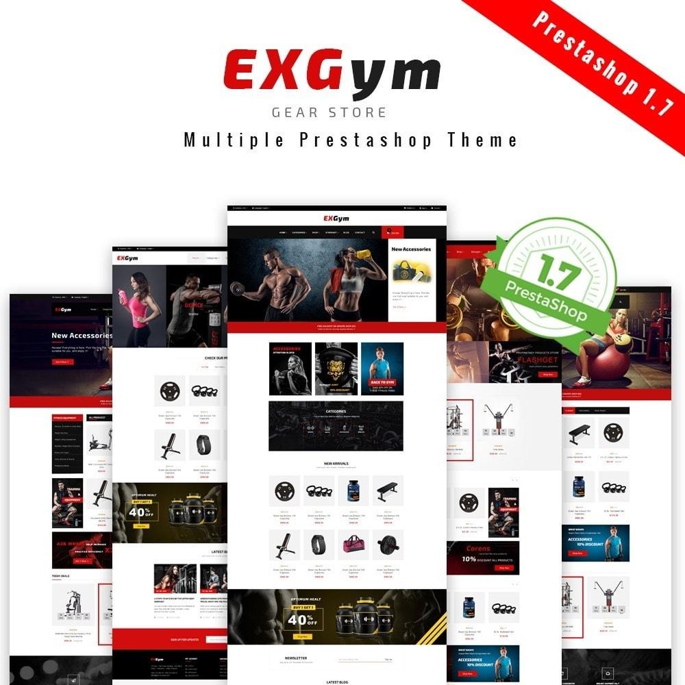 theme - Desporto, Actividades & Viagens - Leo Exgym - 1