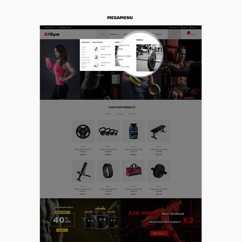 theme - Desporto, Actividades & Viagens - Leo Exgym - 5