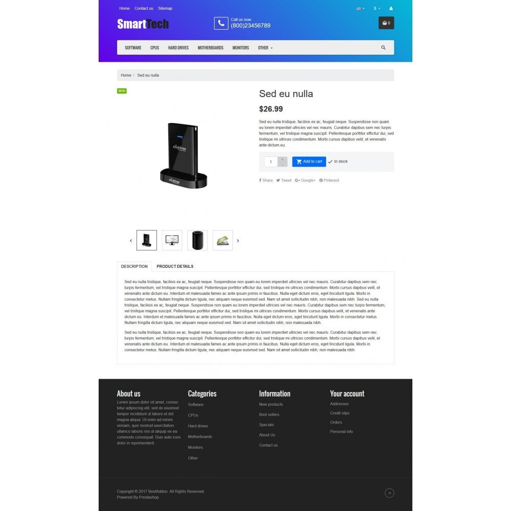 theme - Elektronik & High Tech - VP_SmartTech Store - 4