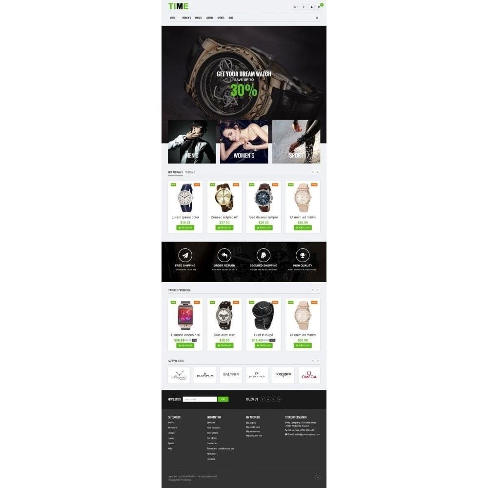 theme - Joalheria & Acessórios - VP_Time Store - 2