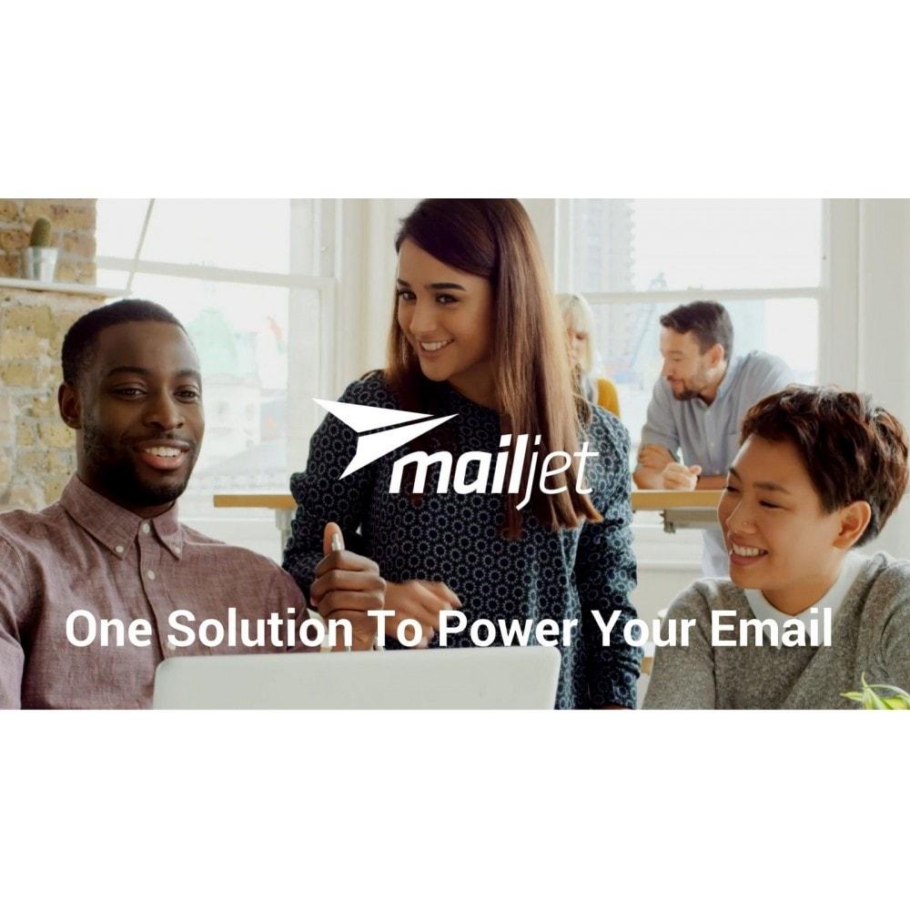 module - Nieuwsbrief & SMS - Mailjet Email Newsletter - 1
