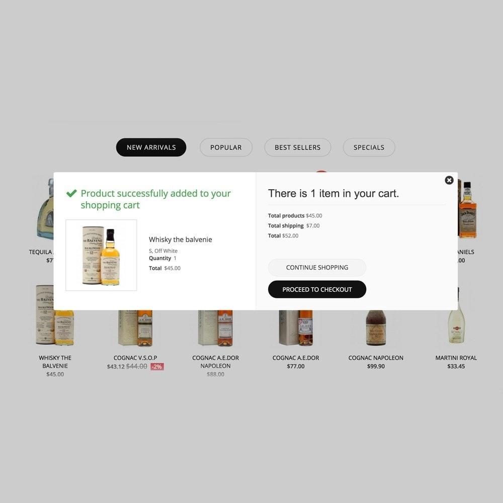 theme - Napoje & Wyroby tytoniowe - SOMMELIER - 5