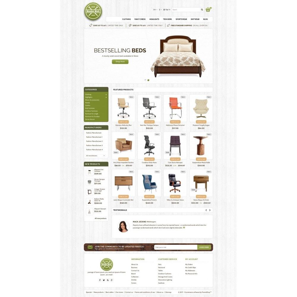 theme - Maison & Jardin - Wooden Work Shop - 2